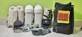 Cricket Kit and Bat