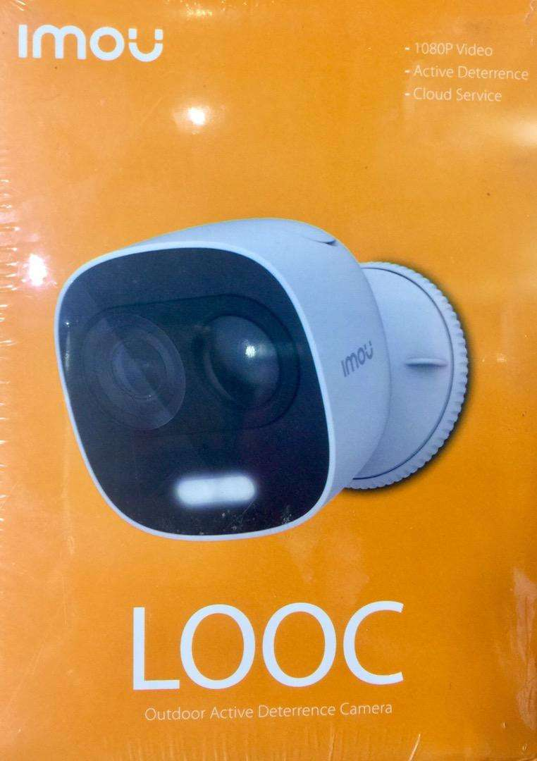 IMOU LOOC Wifi Camera For Outdoor With 1 Year Warranty 0