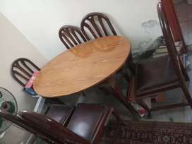 Victorian style dining set