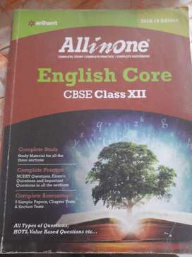 All in one English class 12