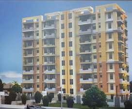 3bhk flat available at Dakshingaon
