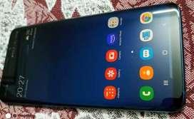 Galaxy s9+ Coral Blue 64GB
