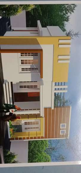 Budjet home 3 cents 1000 sqft at EKM B, Paravur