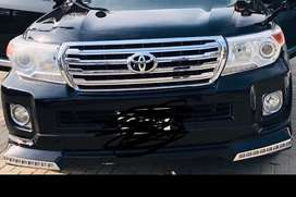 Land cruiser Zx front grill 2015 model