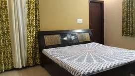2 BHK fully furnished Independent Flat Near Akshardham Temple