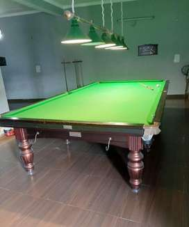 Pool table and snooker best quality