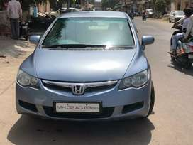 Honda Civic 2006 CNG & Hybrids 87000 Km Driven