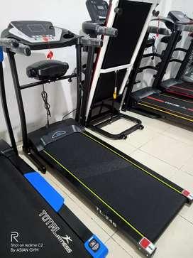 Ready Promo Treadmill listrik 19 feb - 30 maret COD