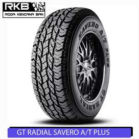 GT Radial Savero AT Plus 235/75 R15 Ban Mobil  LANDROVER Discovery