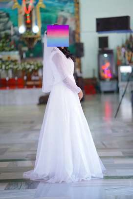 Marriage gown