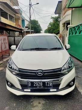 Over kredit Daihatsu Ayla 1.2 R th 2018 matic