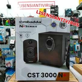 Speaker Simbadda Music Player CST 3000 N SIMBADDA CST3000N CST3000