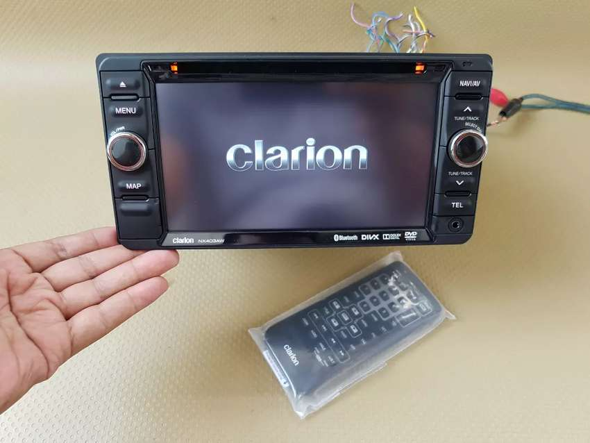 Clarion nx403 plug and play pajero sport xpander