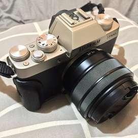 Kamera mirrorless fuji XT 100