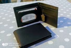 Bon V collection wallets Genuine cow leather in three colors