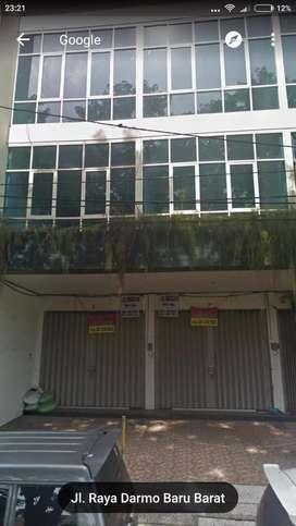Ruko ada 2 Jejer Darmo Baru Barat Kupang Indah Kantor Toko SHM KPR
