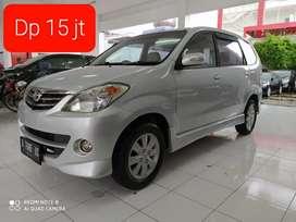 Toyota Avanza S Matic Tahun 2008 Tangan pertama tt Xenia/ innova
