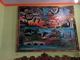 Lukisan 200cmx150