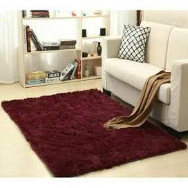 Karpet Bulu Rasfur Uk.80 x 160cm