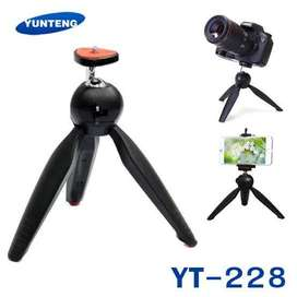 Portable mini tripod Original YT-228