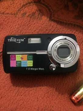 Techcom camera