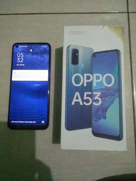 Jual OPPO A53 4GB / 64GB