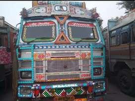 13 model truck,2019 m fully new body bna hai