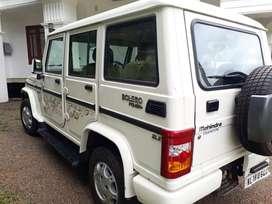 Mahindra Bolero ZLX BS IV, 2017, Diesel