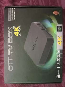 4k internet TV box