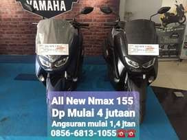 Cash atau Kredit All New Nmax termurah