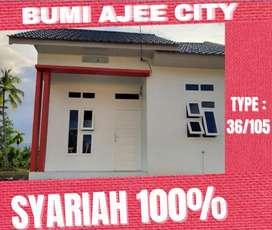 Telah hadir sekarang Rumah Strategis Berkonsep syariah