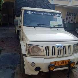 Mahindra Bolero Power Plus 2014 Petrol Good Condition