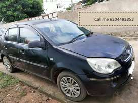 Blackcolour ford fiesta for sale in good condition urgent sale