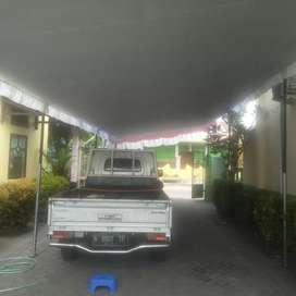 Produksi perlengkapan terop termurah plapon terop,decorasi terop DLL