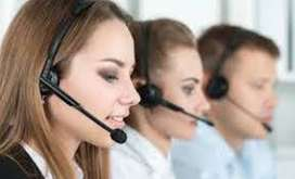 Job opining for telecaller in banking sector