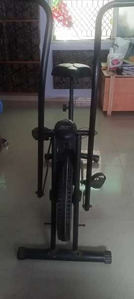 Indoor cycle(fitness) BEST condition.