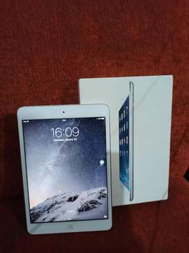 Ipad. Mini 16 GB Wifi only Silver