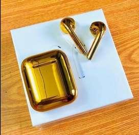 Airpods gen 2 golden colour