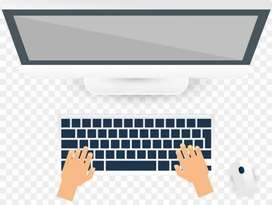 Typing Jobs Paid Tasks By Online Mass Solutions Pvt Ltd.