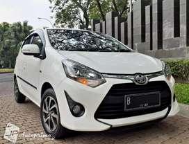 Toyota Agya 1.2 G A/T - 2017