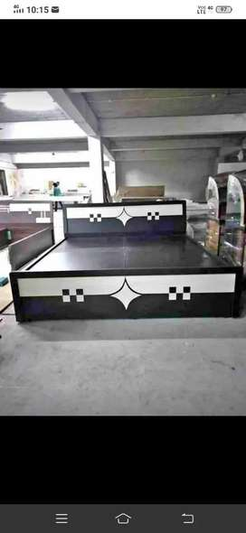 6x6 Box bed new brand fectariy outlet 005