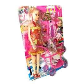 Boneka Barbie Beautiful