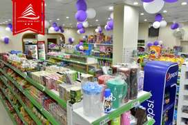 Female Cashier Required