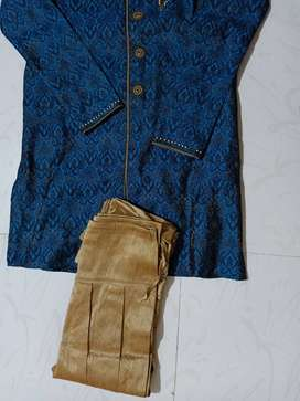 Shervani. Totally Unused. Size L. fits to chest Size 42