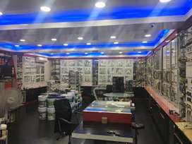 Hardware showroom located in jayanagar  9th block for sale.