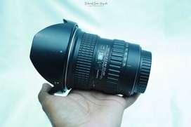 Lensa Wide Tokina 11-16mm f/2.8 Murah