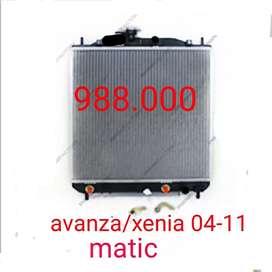 Radiator mesin avanza xenia 04-11 automatic