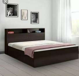 New Hexagon Premium Bed#006