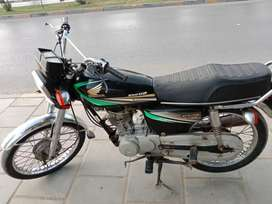 CG 125 for selling model 2013 good condition
