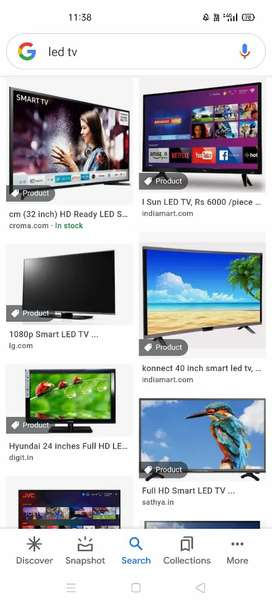 All type  Led tv repair and service